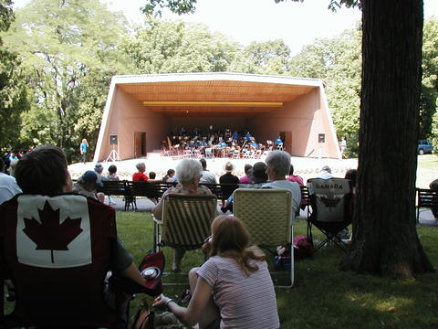 The Bandshell