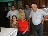 Uncle Antonio's family