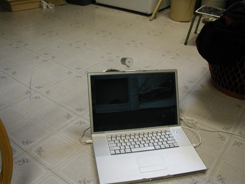 powerbook monitoring ants