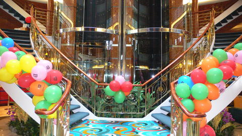 Elevators near reception
