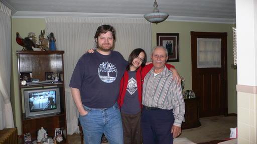 Reid, Ronnie, Dad